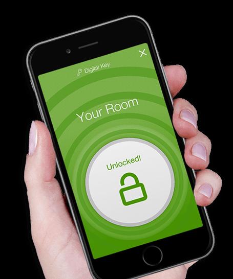 ヒルトンのキーレス・チェックインサービス Digital Key(デジタルキー) パスポートリーダー総合サイト